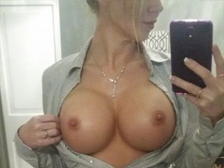 Msg her for more pics of her TITS!