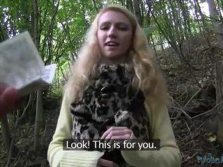 Beatrix Clover Let's Fuck In The Woods!